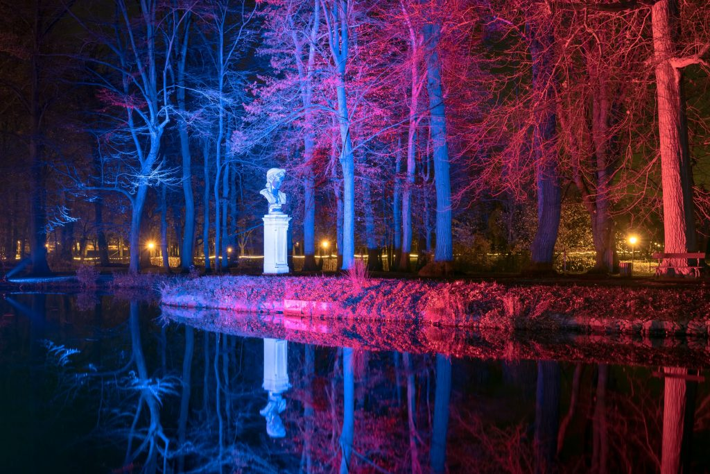 Las Luces del Real Jardín Botánico @Christmas Garden Deutschland