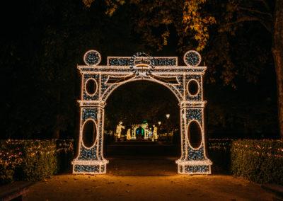 Las Luces des Real Jardín Botánico - Puertas a la Dicha